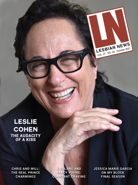 Lesbian News October 2021 Issue